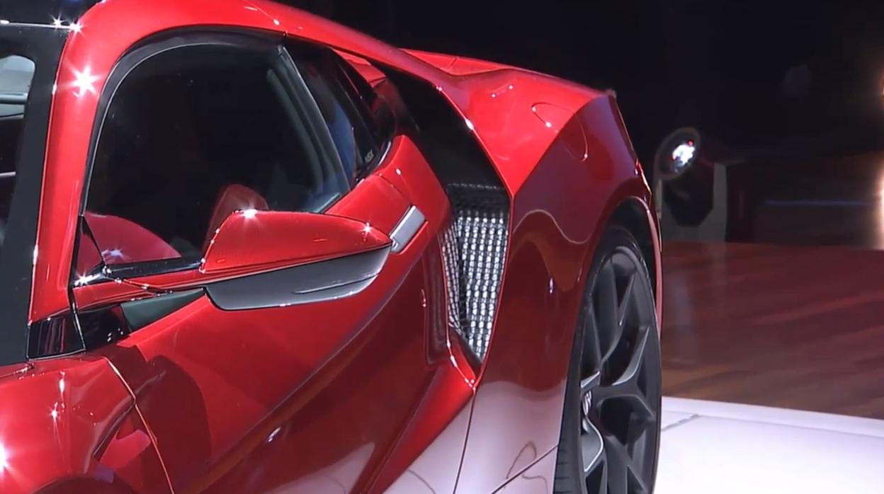 2016 Acura Nsx Detroit Auto Show