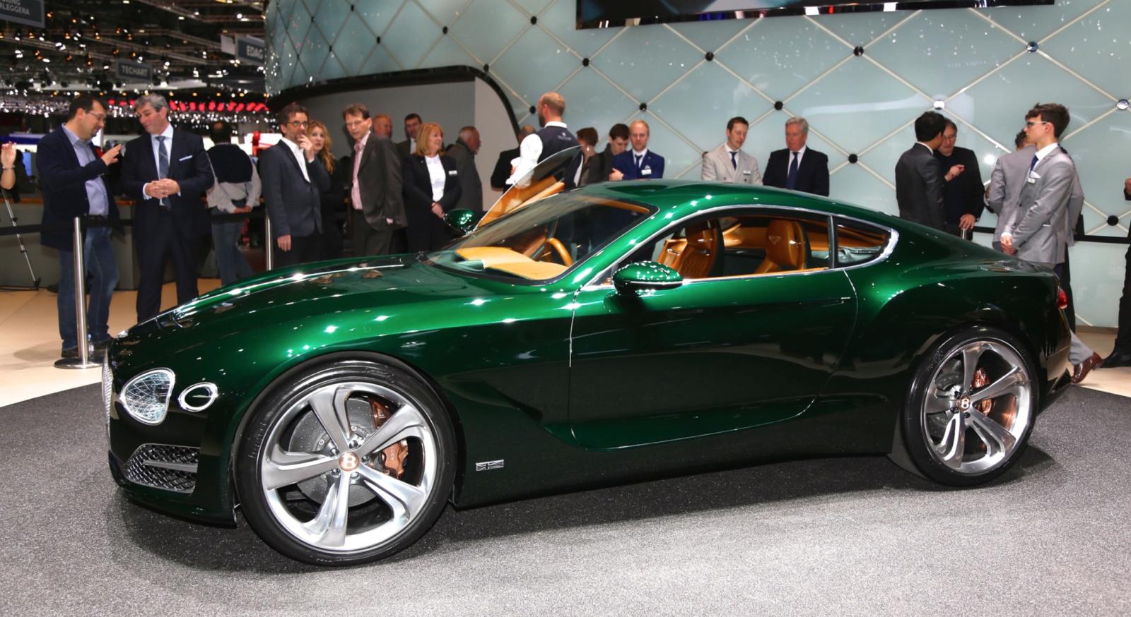Conceptualizing Concepts At The 2015 Geneva Auto Show